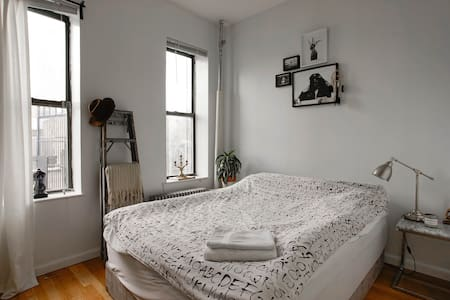 Quiet and clean room in Manhattan