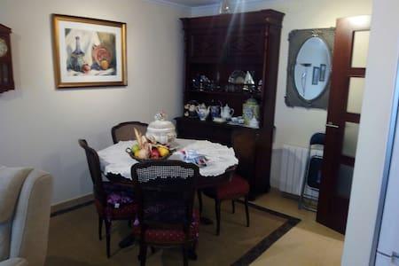 Apto.2 dormitorios y plaza garaje - Wohnung
