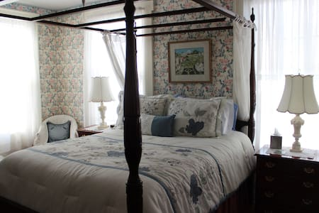 Bykenhulle House B&B Room 5 - Hopewell Junction - Oda + Kahvaltı