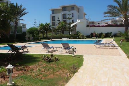Modern Apartment, Pool, Atlas Essaouira Residence - Essaouira