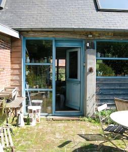 maison a la campagne sur 2 hectares - Casa