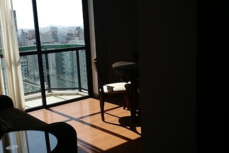 Flat na Savassi - BH - Belo Horizonte - Apartamento
