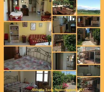 Casa sulla Francigena - Abbadia Isola (Monteriggioni) - House