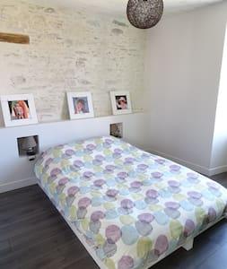 Chambres chez l'habitant dans une charmante maison - Haute-Goulaine