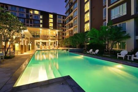 Brand new condo: beach & great view - Lejlighed