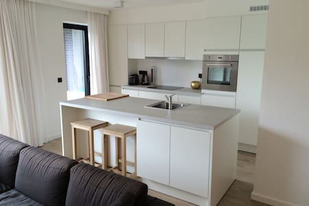 Design appartement close to Heverlee station - Apartment