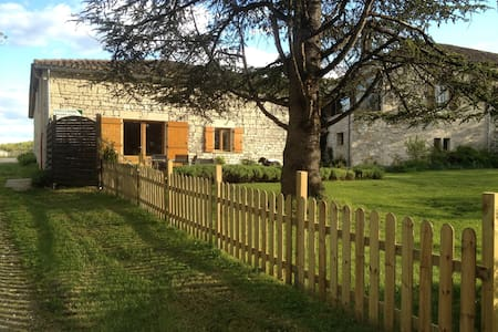 House / barn renovated Quercy nine - Overig