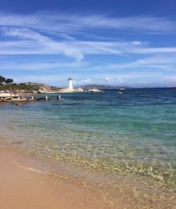 Baia del Faro - Porto Faro 100 metri dal mare - Palau