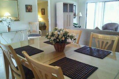 CLUB COTTAGE - Palm Beach Gardens - Appartement en résidence