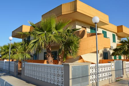 Residence Flamingo Ippocampo 2 - Ippocampo - Wohnung