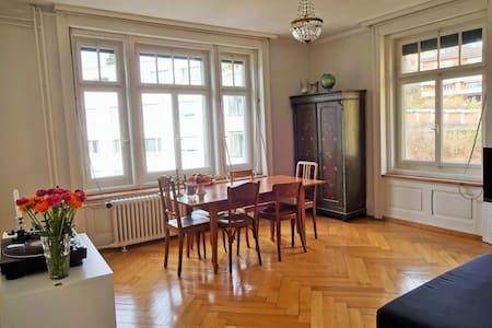 Wohnung in Luzernzentrum bei der Museggmauer - Appartamento