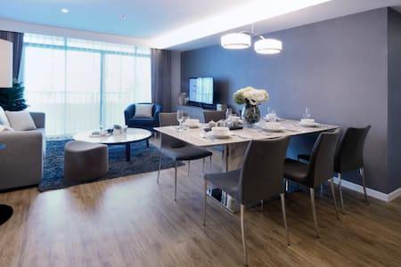 Twobedroom Roomme Hospitality@Siamese Nang linchee - Bangkok - Kondominium