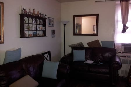 Comfortable 420 Friendly Room - Brooklyn - Appartamento
