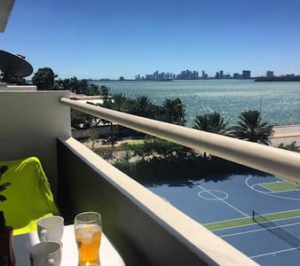 Best View in Miami Beach! paradise