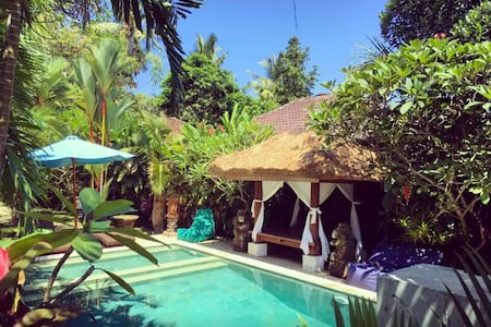 Good Vibes in our Luxury Suite - Ubud - Bed & Breakfast