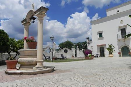 Casal Duca - Camera Romantica - Leporano