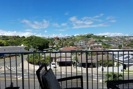 Best Value! Big 1 bed/1bath condo Remodeled&Light - Honolulu