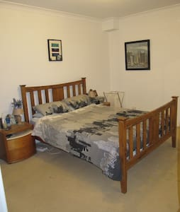Master Queen Bedroom Available - Apartment