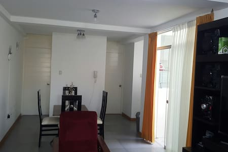 Apartamento amoblado  primer piso (4 Personas) - Apartment