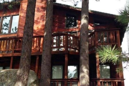 Heavenly views, 3BR, private with pool & hot tub - Stateline - Condominium