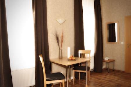 Apartmenthotel New Angela im Rosenviertel - Bad Kissingen - Bed & Breakfast