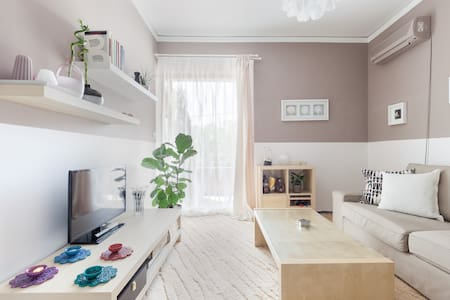 Cosy-relaxing flat next to Metro - Apartmen
