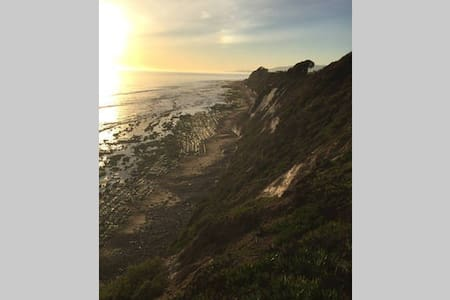 Private room, serene space, near beach and UCSB! - Goleta - Haus