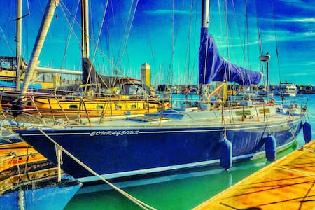 48' Sailing Yacht in Falmouth, ME - Boot
