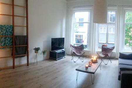 Beautiful apartment in the center of Haarlem - Haarlem - Lakás