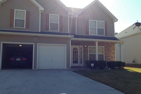 Nice home situated in a cul de sac - Fairburn - Ev