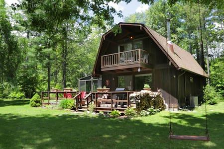 Cozy Hudson Valley Cabin - Dům