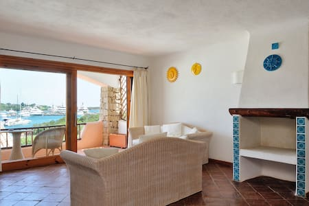Lovely Sea View Apt in Porto Cervo - Condominio