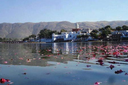 shree savitri palace - Pushkar - Casa