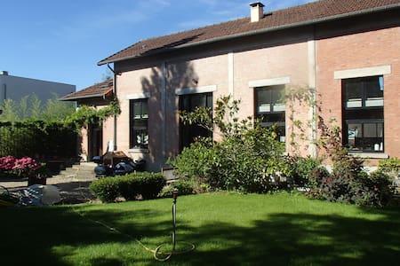 Maison d'architecte/loft en bordure de forêt - Montmorency