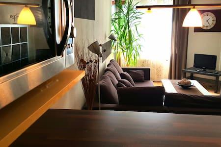 CENTER, GARAGE, modern appartment - Aachen - Apartment