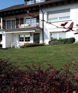 Stadtnahe 2-Zi-Wohnung mit Garten - Apartament