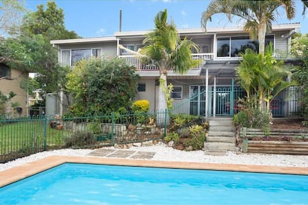 Beautiful house with Mount Coot-Tha view room 1 - Haus