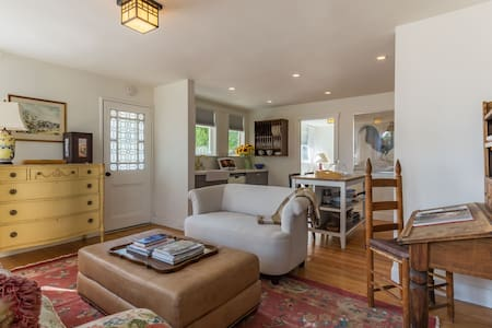 Gorgeous Wine Country Herb Cottage - Los Olivos - Μπανγκαλόου