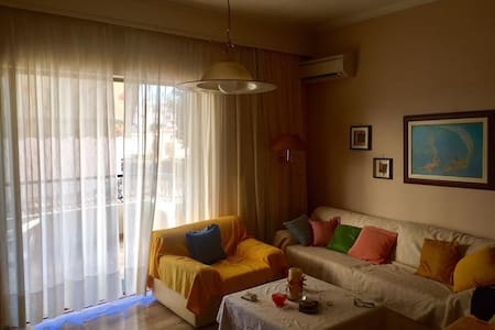 Perfect Spot between Athens and the Airport! - Entire Floor