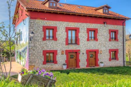 Casa Rural La Bernarda  I y II - Trashaedo - Dom
