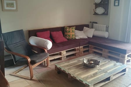 Chalet pareado ideal para familias 12 km  Sevilla - Espartinas - Dom