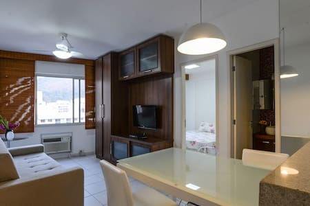 Quarto e sala em Botafogo - Apartment