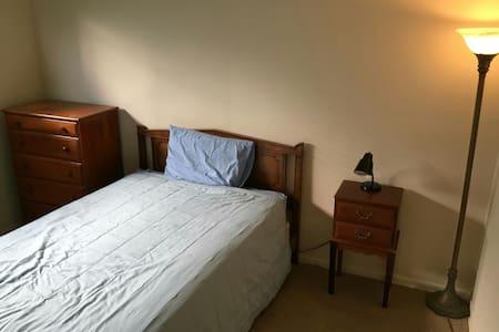 Pvt. bedroom. Shared bath, Kitchen - Cleveland - House