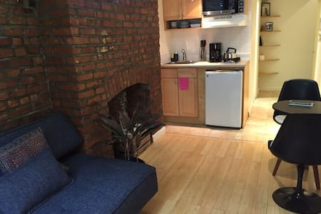 CENTER OF MANHATTAN, PRIVATE and COZY! - Nueva York - Loft