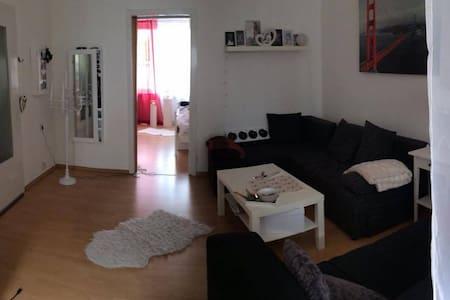 gemütliche Wohnung in Zentrumsnähe - Lippstadt - Apartment