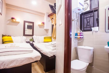 Twin Room with Private Bathroom 1 - Apartment