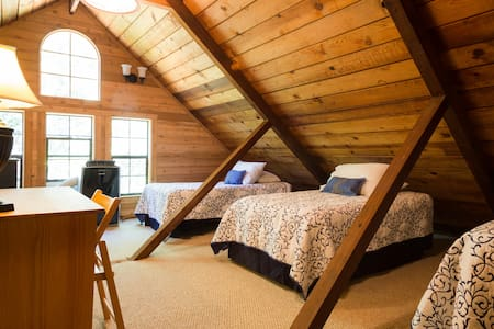 Wine Country Glamping...Affordable w/ Three Beds - Guesthouse