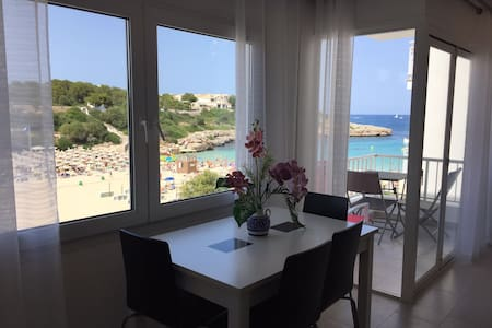 Fall sale 10% OFF ! Cala Marcal Beach Apartment - Porto Colom  - Appartamento