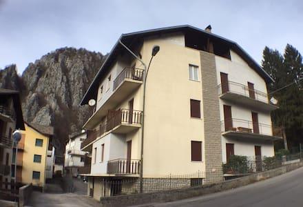 Accogliente Trilocale mansardato - Wohnung