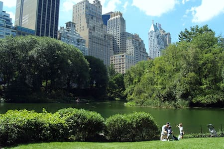 Spacious Central Park Apartment - New York - Apartment